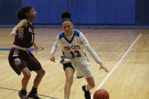 JV Girls Basketball vs. Killeen