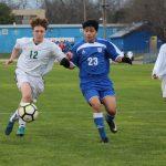 JV B Boys Soccer blanks Ellison 3-0