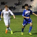 JV A boys soccer slips past Ellison 1-0