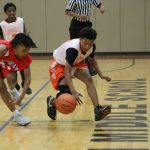 Bonham boys 7th grade basketball results vs. Midway
