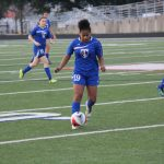 Valdez paces JV girls soccer past Waco