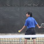 Wildcat Tennis vs. Vanguard