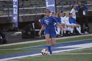 JV Girls Soccer vs. Copperas Cove