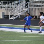 JV Girls Soccer vs. Harker Heights