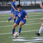 JV girls soccer plays Heights to draw
