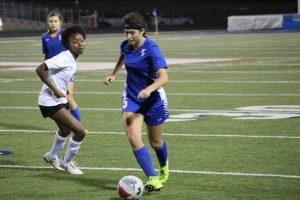 Lady Wildcat Soccer vs. Harker Heights