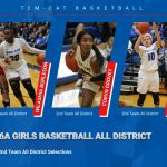 District 12-6A All-District Girls Basketball Teams Announced
