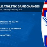 Temple athletic postponements and cancellations for February 19