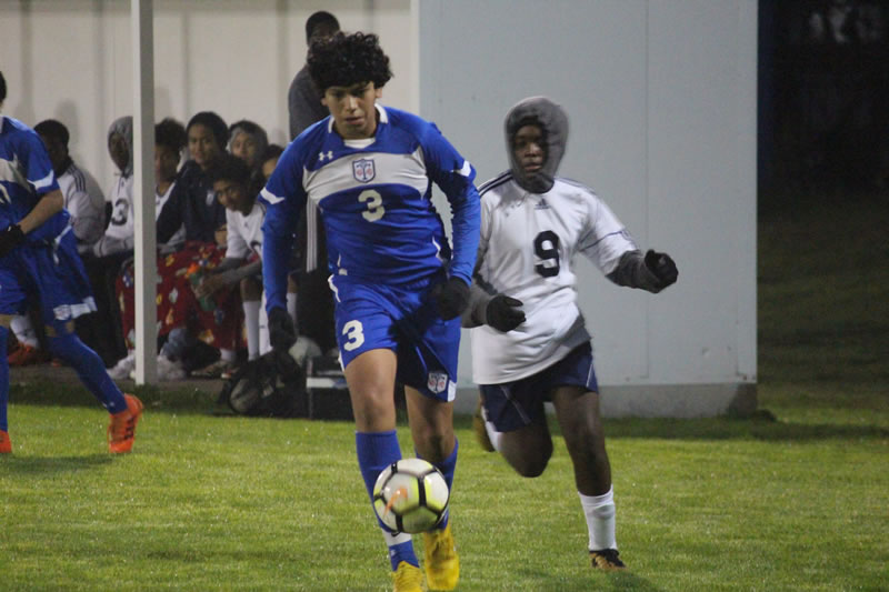 Boys JV A Soccer tops Shoemaker 3-0