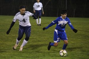 Boys JV A Soccer vs. Killeen Shoemaker