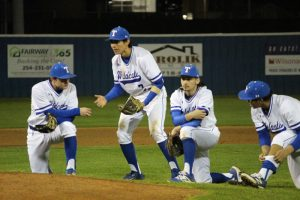 Wildcat Baseball vs. Belton