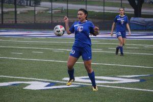 JV Girls Soccer vs. Belton