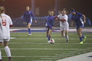 Lady Wildcat Soccer vs. Belton