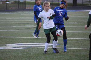 JV Girls Soccer vs. Killeen Ellison