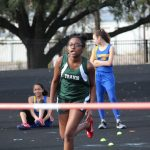Travis Girls 7th Grade Track @ Lamar Invitational