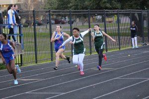 Travis Girls 8th Grade Track @ Lamar Invitational