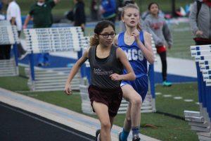 Lamar Girls 7th Grade Track @ Lamar Invitational