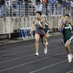 Lamar Girls 8th Grade Track @ Lamar Invitational
