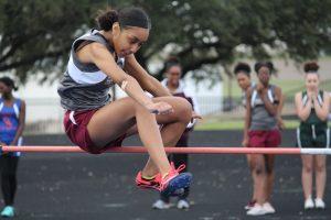 Lamar Girls 8th Grade Track @ Lamar Invitational