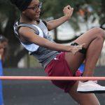 Lamar 8th grade girls take 2nd at the Lamar Invitational