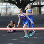 Bonham Girls 7th Grade Track @ Lamar Invitational