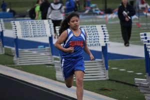 Bonham Girls 7th Grade Track @ Lamar Invitational