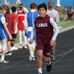 Lamar Boys 7th and 8th Grade Boys Track @ Lamar Invitational