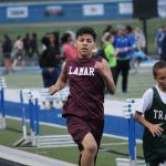 Lamar boys 7th grade track results from the Lamar Invitational