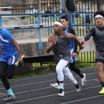 Travis 8th grade boys track claims Lamar Invitational title