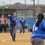 Frausto's perfect game leads JV softball past Waco