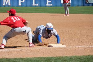 JV White Baseball vs. Belton