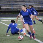 Lady Wildcats fall to Midway on senior night