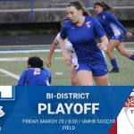 Lady Wildcat Soccer Bi-District Playoff Information