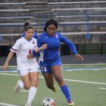 Temple girls charge into bi-district round
