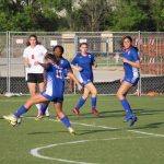 Lady Wildcat Soccer vs. Tyler Lee - 1st Half