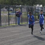 Bonham Boys 8th Grade Track at the Travis Invitational