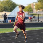 Lamar Boys 7th grade track results from the Travis Invitational
