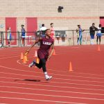 Lamar Boys 7th and 8th Grade Track at the District Meet