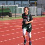 Travis Boys 7th Grade Track at the District Meet