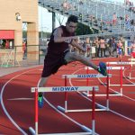 Lamar 7th grade boys track results from the District Meet