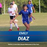 Diaz tops Lady Wildcat All-District selections
