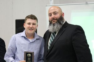2018-19 Travis Boys Athletic Awards Banquet