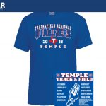 Order your regional track qualifiers t-shirt now