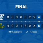 Longview tops Temple in Game 1