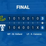 Temple topples Longview, forces first-round series to finale