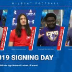 Four Wildcats announce football futures