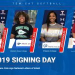 Four Tem-Cat softball players announce collegiate plans