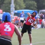 Wildcat 7 on 7 vs. Cy Woods - State Tournament
