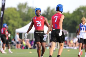 Wildcat 7 on 7 vs. Cy Woods – State Tournament