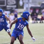 Wildcat 7 on 7 vs. College Station - State Tournament